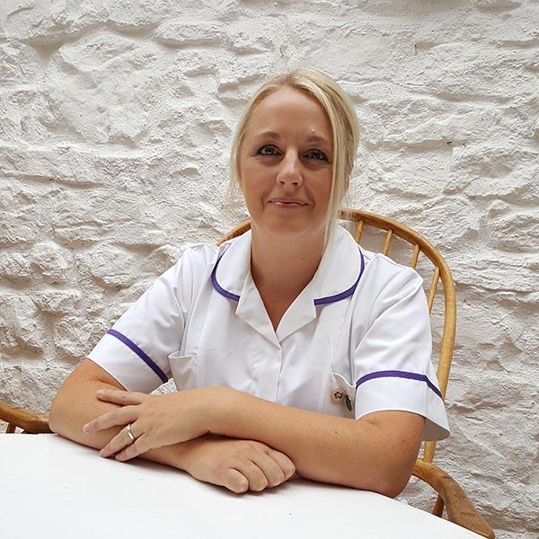 Hannah Davies SAC Dip RFHP - Healthy Feet Mobile Clinic St Briavels, Tintern & Chepstow