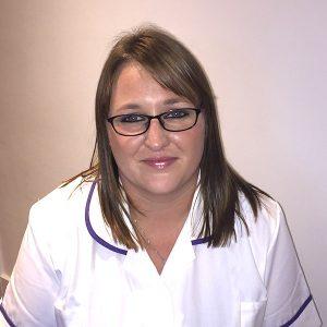 Natalie Wells Dip CFHP MPSPract foot health practitioner south hereford