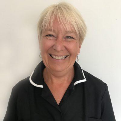 Judith Hamblin SAC Dip RFHP - Healthy Feet Mobile Clinic Cardiff North